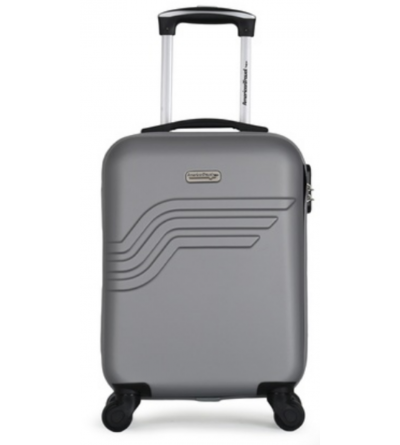 valise cabine -collection QUEENS-E - Gris