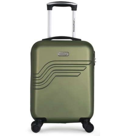 valise cabine -collection QUEENS-E - Vert