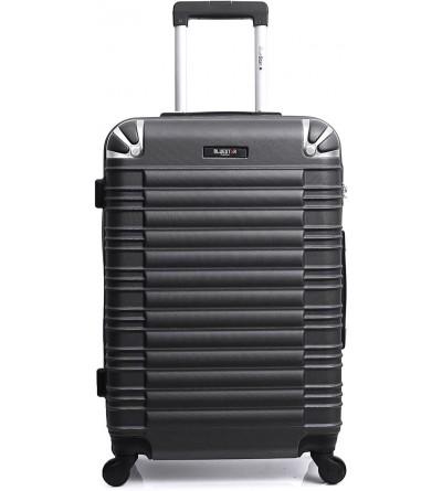valise moyen séjour en ABS - Modèle Lima-c - Noir