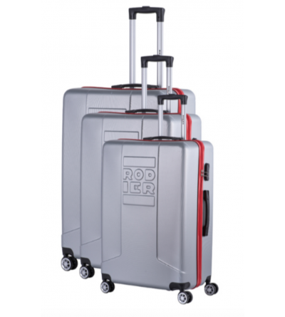 Set de 3 valises - Sully - Gris