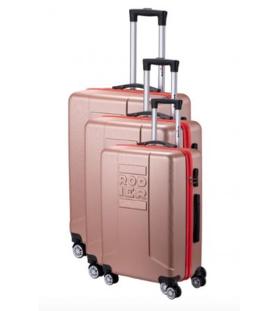 Set de 3 valises - Sully - Rose