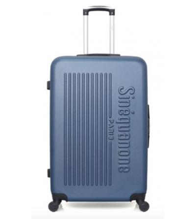 Valise cabine en ABS - modèle Ceres - Bleu