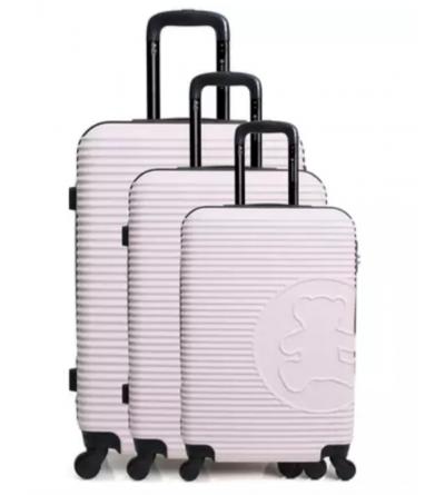 Set de 3 valises Big Bear - Rose